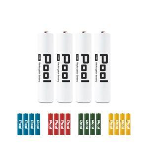 充電池  単4 繰り返し使える 防災グッズ ニッケル水素電池|ecojiji