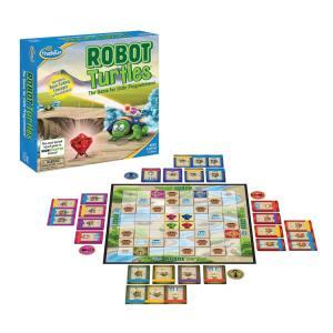 子供 4歳 ロボット・タートルズ ROBOT TUERLES   プログラミング  知育 (宅配便送料無料) ecojiji