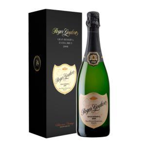 スパークリングワイン ロジャーグラート カヴァ グラン レセルバ 2008 750ml 長S スペイン 750ml 辛口 発泡|ecoledwine
