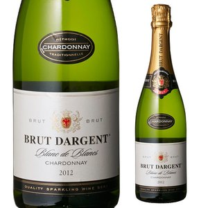 スパークリングワイン ブリュット・ダルジャン ブラン・ド・ブラン/ヴァンムスー 750ml [長S] フランス 辛口発泡|ecoledwine