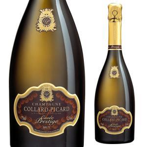 シャンパン スパークリングワイン コラール ピカール プレステージ ブリュット 750ml|ecoledwine