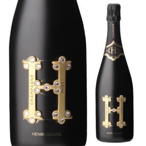 シャンパン スパークリングワイン アンリ グラン ブリュット 高級 ヴァレ・ド・ラ・マルヌ|ecoledwine