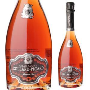 シャンパン スパークリングワイン コラール ピカール メルヴェイユ ロゼ ド セニエ NV 750ml 受賞ワイン|ecoledwine