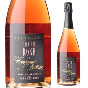 シャンパン スパークリングワイン ヴェルズネイ ルソー バトー キュヴェ ロゼ グラン クリュ|ecoledwine