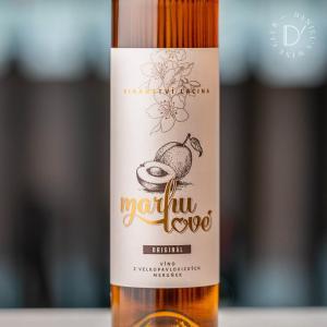 アプリコットワイン オリジナル 2016年 / Apricot Wine Original 2016 フルーツワイン 甘口 白|ecoledwine