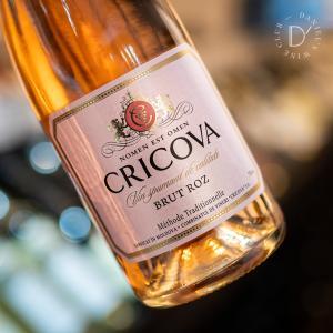 スパークリングワイン ロゼ 辛口 クリコヴァ ブリュット ロゼ / Cricova Brut Roze|ecoledwine
