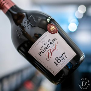 スパークリングワイン ロゼ キュヴェ デ プルカリ ロゼ ブリュット / Cuvee de Purcari Rose Brut 辛口|ecoledwine