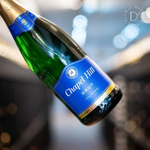スパークリングワイン 辛口 チャペルヒル シャルドネ ブリュット / Chapel Hill Chardonnay Brut 泡 白 ハロウィン クリスマス|ecoledwine