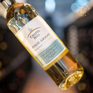 白ワイン 辛口 チャペルヒル ピノ・グリージョ2018年 / Chapell Hill Pinot Grigio 2018 白|ecoledwine