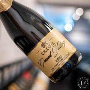 スパークリングワイン 辛口 クリコヴァ グランド ヴィンテージ ブリュット 2012年 / Cricova Grand Vintage Brut 2012|ecoledwine