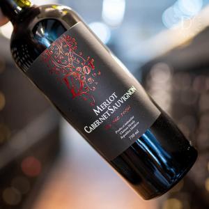 赤ワイン 辛口 ドール メルロ カベルネ ソーヴィニヨン 2015年 / D'or Merlot & Cabernet Sauvignon 2015?|ecoledwine