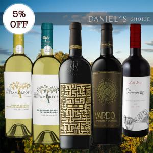 飲み比べワインセット 赤白ミックスセット ルーマニアのブレンドワイン5本セット|ecoledwine