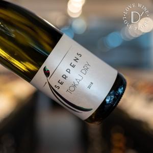白ワイン 辛口 セルペンス トカイ ドライ 2018年 / Serpens Tokaj Dry 2018 ハンガリー|ecoledwine