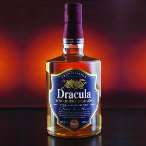 蒸留酒 ブランデー ドラキュラ サン オブ ザ ドラゴン ツイカ Dracula Son of the Dragon プラム酒|ecoledwine