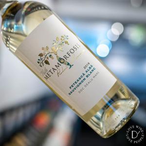 白ワイン 辛口 ヴィイレ メタモルフォシス フェテアスカ・アルバ&ソーヴィニヨン・ブラン 2018年|ecoledwine