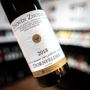 赤ワイン 辛口 ズノヴィン ズノイモ ドルンフェルダー 2018年 / Znovin Znojmo Dornfelder 2018|ecoledwine