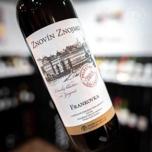 赤ワイン 辛口 セレクテッド コレクション ブラウフランキッシュ 2018年 / Znovin Znojmo Selected Collection Frankovka 2018|ecoledwine