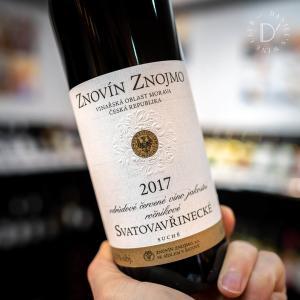 赤ワイン 辛口 ズノヴィン ズノイモ サン・ローラン 2017年 / Znovin Znojmo Svatovavrinecke 2017|ecoledwine