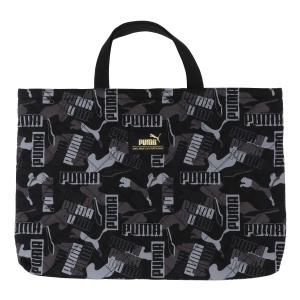 レッスンバッグ プーマ 3色 トートバッグ かっこいい PUMA ピアノ  男の子 小学校 ネコポス|ecolekyouzai