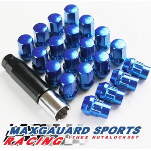 【セット内容】 レーシングナット セット ナット本数:20本(ロックナット4本含む) カラー:選べま...