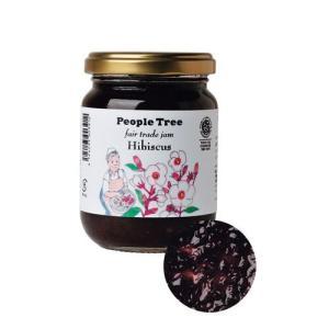 フェアトレードジャム|【People Tree】 ハイビスカス 【ケニア製】|ecolocle