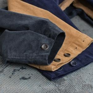 ジャケット bliss bunch 綿ツイル モールスキン オーバーサイズ シャツジャケット  秋 冬 レディース 1920AW1122,  x03, q4, セール! ecoloco 08