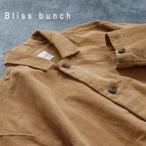 ジャケット bliss bunch 綿ツイル モールスキン オーバーサイズ シャツジャケット  秋 冬 レディース 1920AW1122,  x03, q4, セール! ecoloco 10