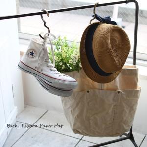 帽子 UV リボン ペーパーハット 麦わら帽子 レディース 春 夏 1820SS0330,r07c, クーポン対象|ecoloco|03