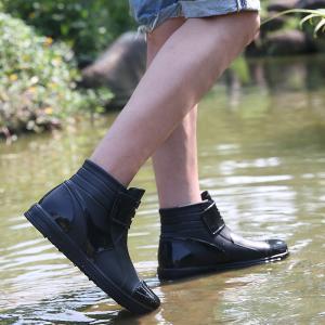 雨靴 レインブーツ サイドゴア メンズ 靴 シューズ 梅雨対策 おしゃれ 通勤 防寒 防水