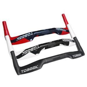 正規品TOSEEKハンドル 自転車パーツTTハンドル TK406