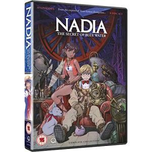 ふしぎの海のナディア コンプリート DVD-BOX 全39話, 975分 ふしぎのうみのなでぃあ DVD 輸入版