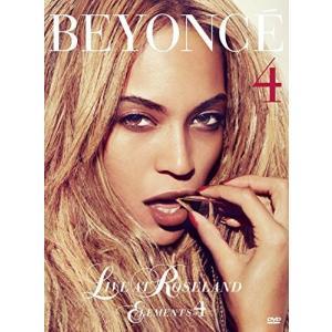 ビヨンセ Beyonce Live At Roseland Elements Of 4 DVD 輸入版