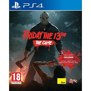 Friday The 13th The Game PS4 輸入版|ecoma-store