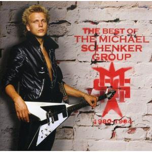 MICHAEL SCHENKER GROUP BEST OF CD 輸入盤