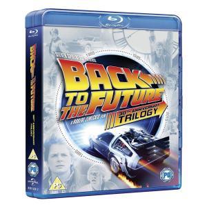 バック・トゥ・ザ・フューチャー Back to the Future トリロジー 30thアニバーサリー・エディション Blu-ray BOX 輸入盤