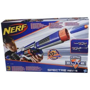 Nerf N ナーフストライクエリート Spectre Rev-5 ステルスブラスター A4636 輸入品|ecoma-store
