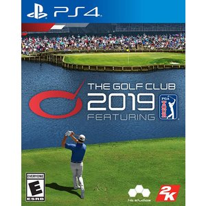 The Golf Club 2019 Featuring PGA Tour (輸入版:北米) PS4