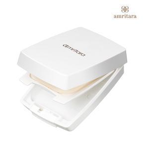 アムリターラ アメージング オーガニックファンデーション クリーミーモイスチャー 専用コンパクトケース (q1/4582341743328)|ecomarche