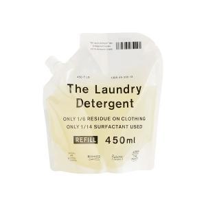 THE洗濯洗剤は生分解速度において驚異的なスピードを誇り、界面活性剤の使用量を大幅(1/9.5)に減...