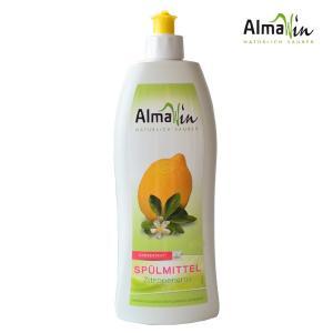 アルマウィン ディッシュソープ 食器用洗剤 レモングラス 500ml(f5/AlmaWin/4935137804411)|ecomarche