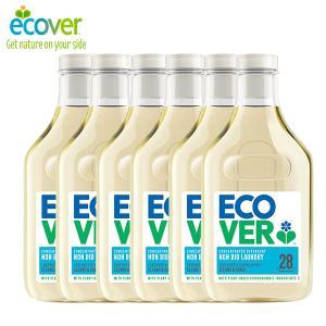 (4本組)エコベール ランドリーリキッド 濃縮タイプ 875ml(g4/洗濯洗剤/5412533414523) ecomarche