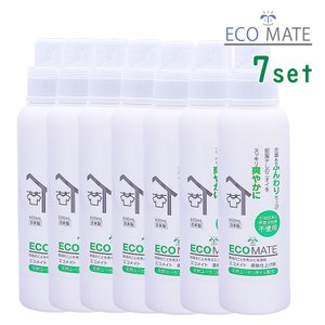 (8本組)エコメイト 洗濯用仕上げ剤 (部屋干し用)(i4/ECOMATE/4935137901134) ecomarche