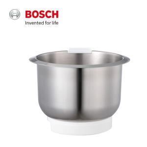 ボッシュ コンパクトキッチンマシン専用 ステンレスボウル(k1/Bosch/4242002636139)|ecomarche