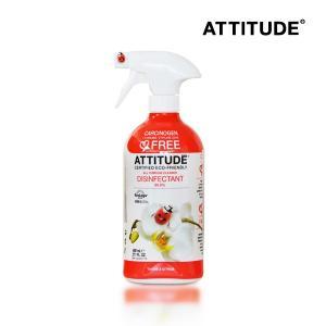 アティチュード 除菌クリーナー (タイム&シトラス)(t5/除菌スプレー ATTITUDE/626232109108)|ecomarche