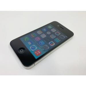 SoftBank iPhone4 32GB ブラック ソフトバンク ecomoshinshimonoseki