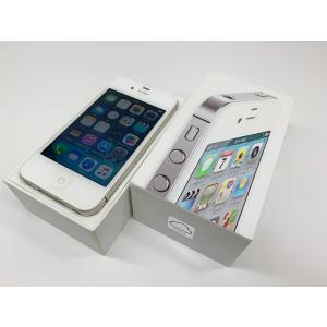 SoftBank iPhone4S 32GB ホワイト 白 ソフトバンク ecomoshinshimonoseki
