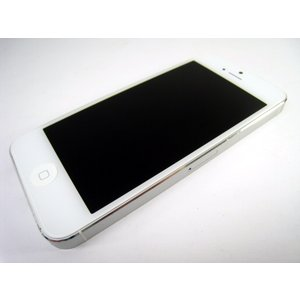 SoftBank iPhone5 32GB ホワイト バッテリー新品 ecomoshinshimonoseki