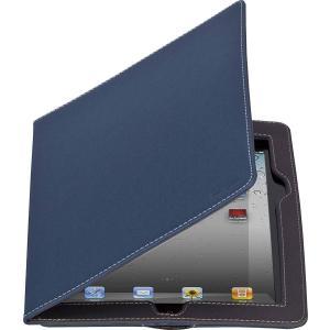 【新品】ターガス Simply Basic Cover for 新型iPad(第3 & 4世代対応) ブルー ケース|ecomoshinshimonoseki