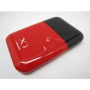 docomo Wi-Fiルーター L-04D レッド Xi対応  ドコモ