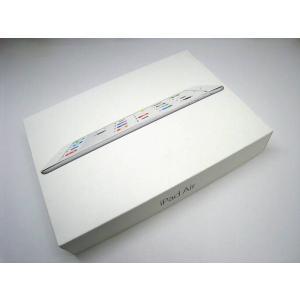 SIMフリー iPad Air Wi-Fi+Cellular 16GB シルバー|ecomoshinshimonoseki